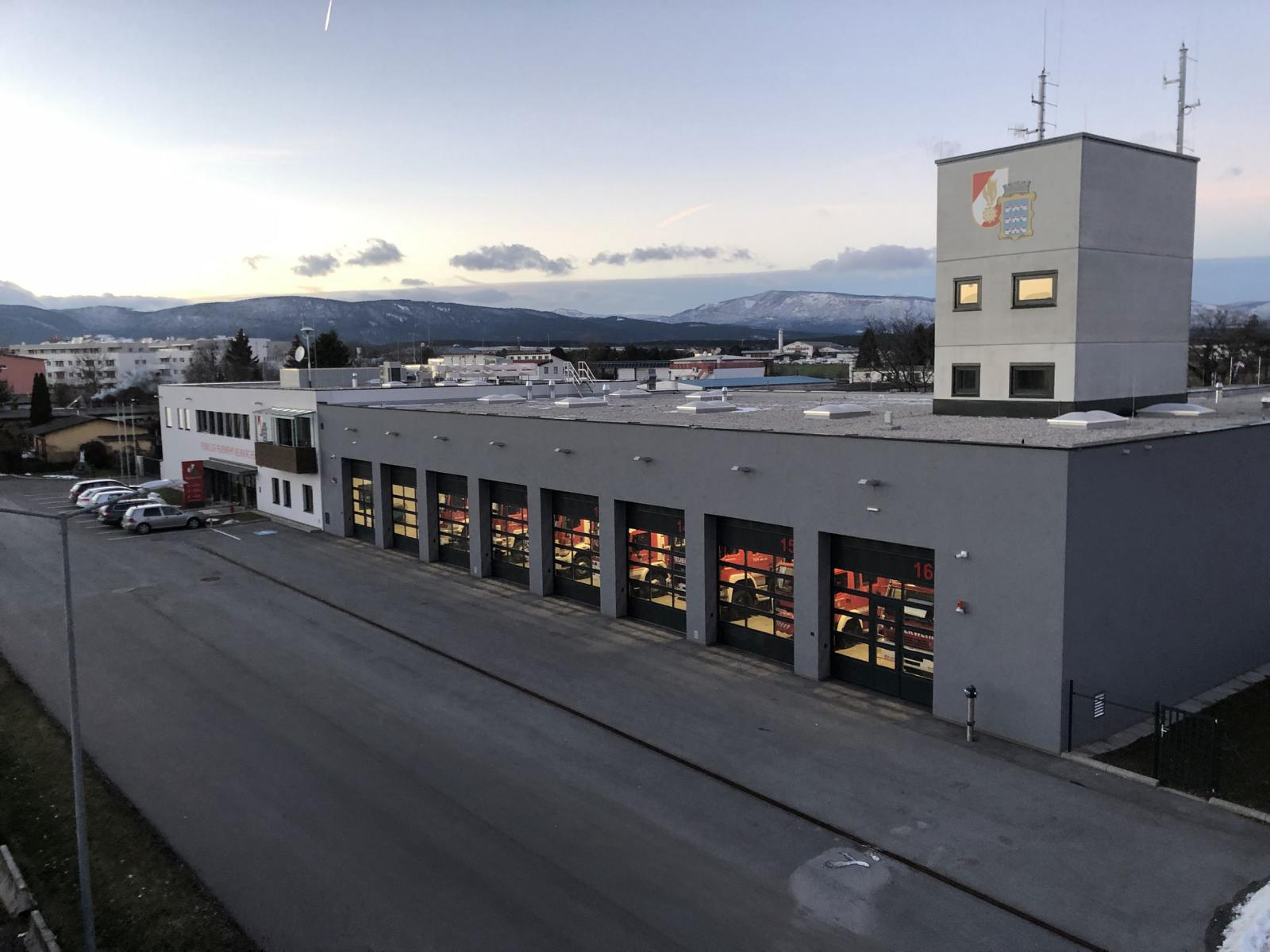 Feuerwehrhaus Galerie